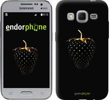 "Чехол на Samsung Galaxy J1 Mini J105H Черная клубника ""3585c-258"""