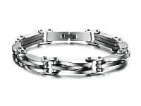 Мужской браслет из стали Respect Steel