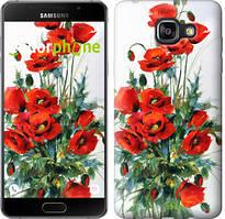 "Чехол на Samsung Galaxy A5 (2016) A510F Маки ""523c-158"""