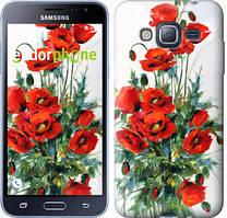 "Чехол на Samsung Galaxy J3 Duos (2016) J320H Маки ""523c-265"""