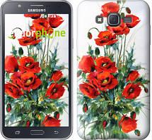 "Чехол на Samsung Galaxy J7 J700H Маки ""523c-101"""