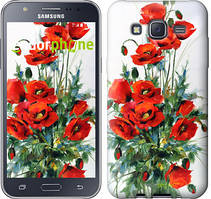 "Чехол на Samsung Galaxy J5 J500H Маки ""523c-100"""