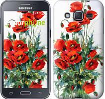 "Чохол на Samsung Galaxy J2 J200H Маки ""523c-190"""