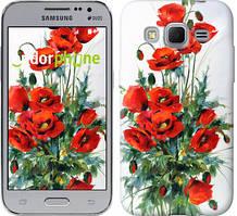 "Чохол на Samsung Galaxy J1 Mini J105H Маки ""523c-258"""