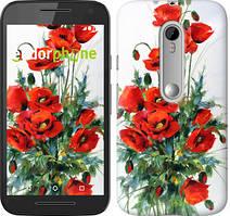 "Чохол на Motorola Moto G3 Маки ""523u-318"""