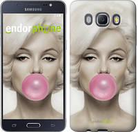 "Чехол на Samsung Galaxy J5 (2016) J510H Мэрлин Монро ""1833c-264"""