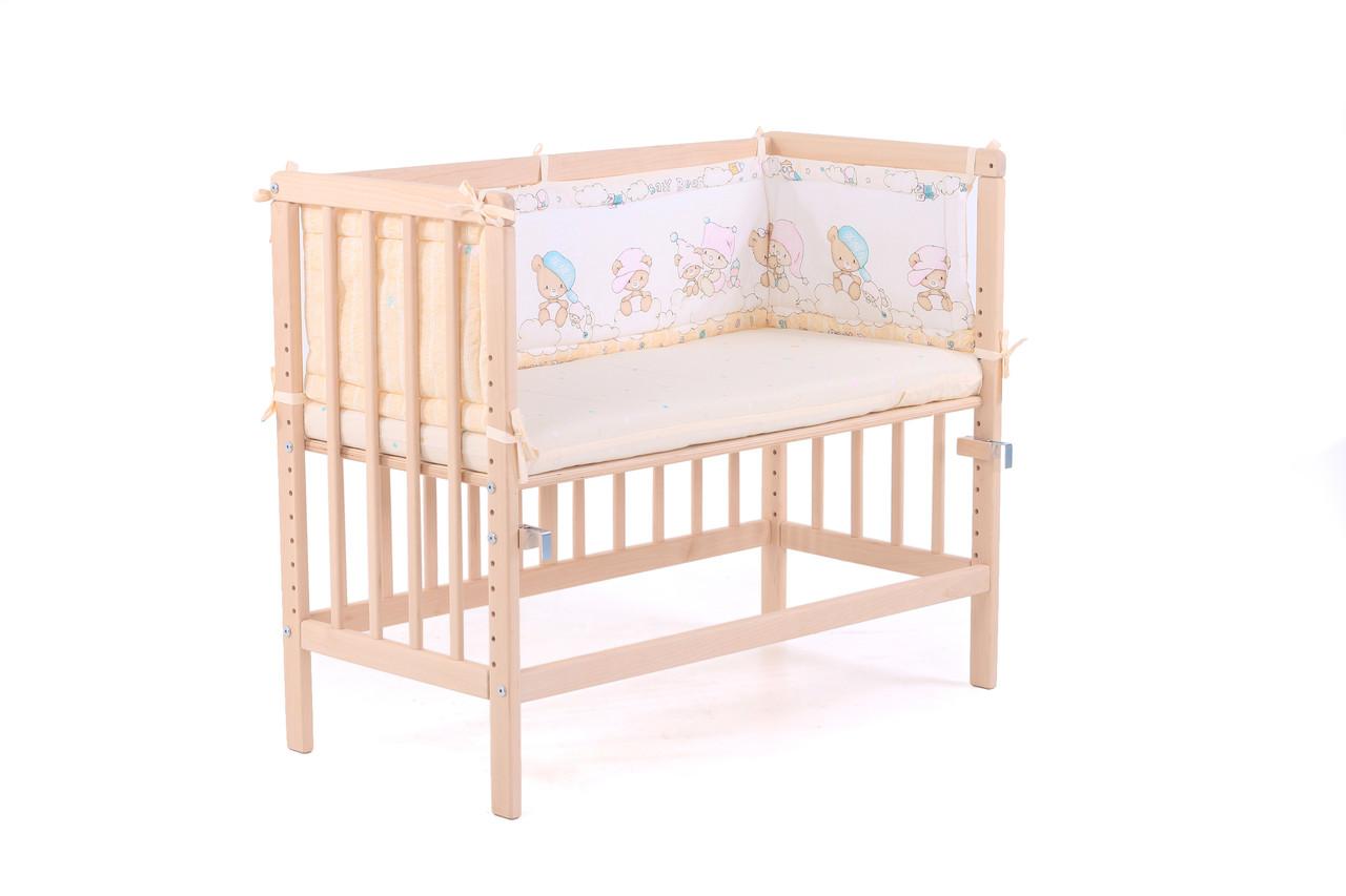 Приставная кроватка «Мелли», SovaWood