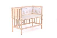 Приставная кроватка «Мелли», LitoStudio