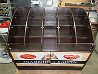 Стеллаж ячеечный для конфет бу, витрина для сухофруктов бу, кондитерский стеллаж бу, стеллаж для сухофруктов б