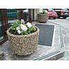 Вазон садовый для цветов «Орион» бетонный, фото 2