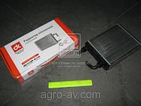 Радиатор отопителя (3221-8101060) ГАЗ 3221 салонный <ДК>