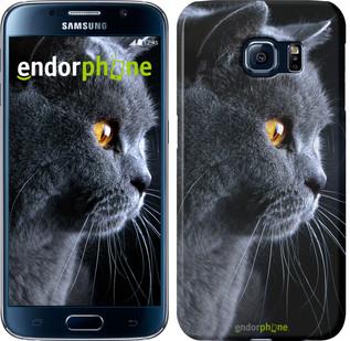 "Чехол на Samsung Galaxy Note 5 N920C Красивый кот ""3038u-127"""