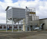 Зерносушилки STELA, модель MDB-TN 1/4-S