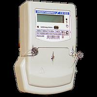 Счетчик Энергомера СЕ 102-U S6 145 AV 5-60А однофазный многотарифный