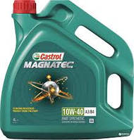 Автомобільне моторне масло Castrol Magnatec 10W-40 A3/B4 (4 л)