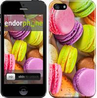 """Чехол на iPhone 5 Макаруны """"2995c-18"""""""