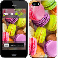 """Чохол на iPhone SE Макаруни """"2995c-214"""""""
