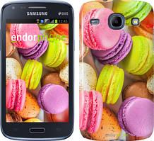 "Чохол на Samsung Galaxy Core i8262 Макаруни ""2995c-88"""