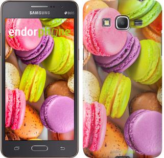 """Чехол на Samsung Galaxy Grand Prime VE G531H Макаруны """"2995c-212"""""""