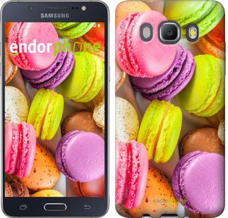 "Чохол на Samsung Galaxy J5 (2016) J510H Макаруни ""2995c-264"""