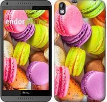 "Чохол на HTC Desire 816 Макаруни ""2995u-169"""