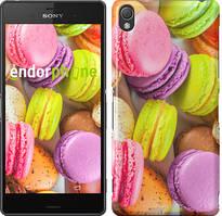 "Чехол на Sony Xperia Z3 D6603 Макаруны ""2995c-58"""