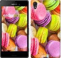 "Чехол на Sony Xperia XA Ultra Dual F3212 Макаруны ""2995c-391"""