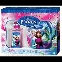 Дитячий подарунковий набір FROZEN (парфумована вода/гель для душу)