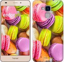 """Чохол на Huawei Honor 5C Макаруни """"2995u-356"""""""