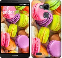 """Чехол на Huawei Ascend Mate 7 MT7-L09 Макаруны """"2995u-140"""""""