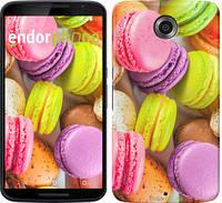 """Чехол на Motorola Moto X2 Макаруны """"2995u-372"""""""