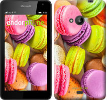 """Чохол на Microsoft Lumia 640 Макаруни """"2995c-273"""""""