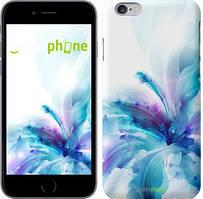 "Чехол на iPhone 6 цветок ""2265c-45"""