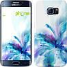 "Чехол на Samsung Galaxy S6 Edge G925F цветок ""2265c-83"""