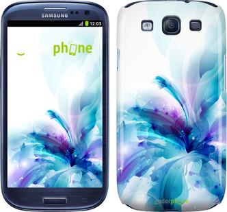 "Чохол на Samsung Galaxy S3 i9300 квітка ""2265c-11"""