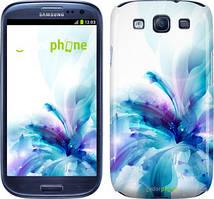 "Чехол на Samsung Galaxy S3 Duos I9300i цветок ""2265c-50"""