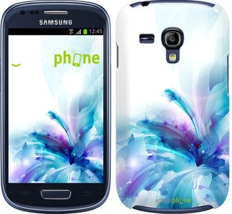 "Чехол на Samsung Galaxy S3 mini цветок ""2265c-31"""
