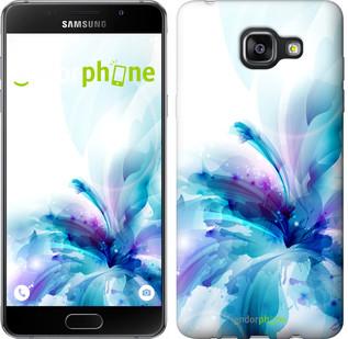 """Чехол на Samsung Galaxy A5 (2016) A510F цветок """"2265c-158"""""""