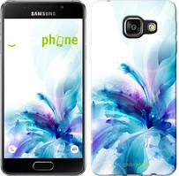 """Чохол на Samsung Galaxy A3 (2016) A310F квітка """"2265c-159"""""""