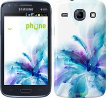 """Чохол на Samsung Galaxy Core i8262 квітка """"2265c-88"""""""