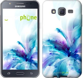 "Чехол на Samsung Galaxy J5 J500H цветок ""2265c-100"""