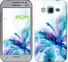 """Чохол на Samsung Galaxy J1 Mini J105H квітка """"2265c-258"""""""