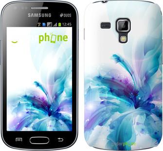 "Чехол на Samsung Galaxy Young S6310 / S6312 цветок ""2265u-252"""