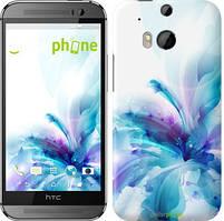 "Чохол на HTC One M8 квітка ""2265c-30"""