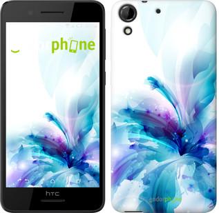 "Чехол на HTC Desire 728G цветок ""2265u-145"""