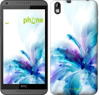 "Чехол на HTC Desire 816 цветок ""2265u-169"""