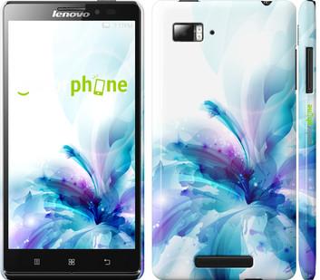 "Чехол на Lenovo Vibe Z K910 цветок ""2265c-85"""