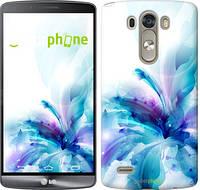 "Чехол на LG Nexus 5X H791 цветок ""2265u-150"""