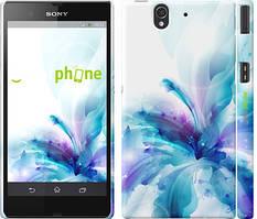 """Чохол на Sony Xperia Z C6602 квітка """"2265c-40"""""""