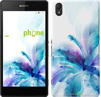 "Чехол на Sony Xperia Z2 D6502/D6503 цветок ""2265c-43"""